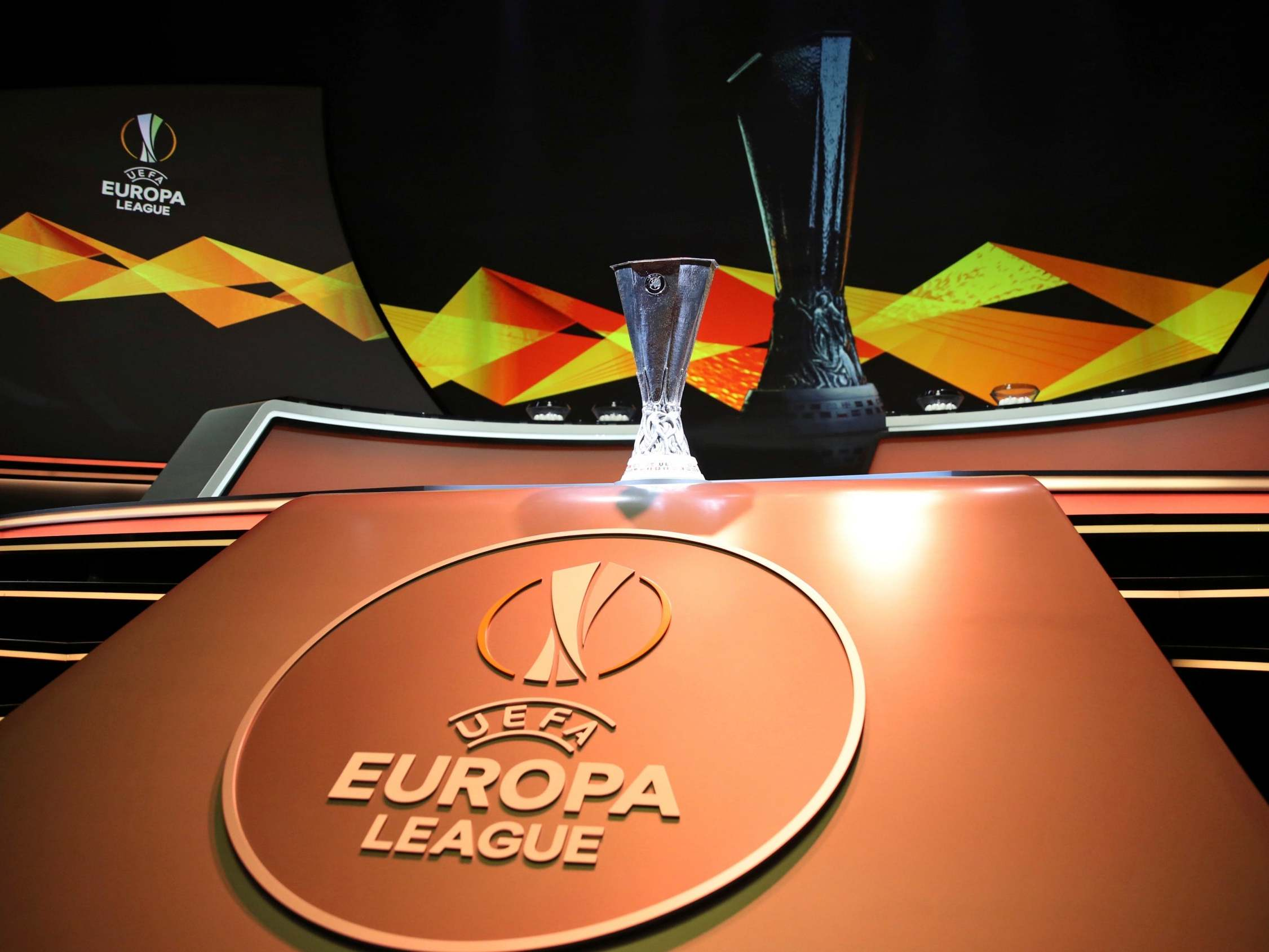 Europa League Draw Group 2019