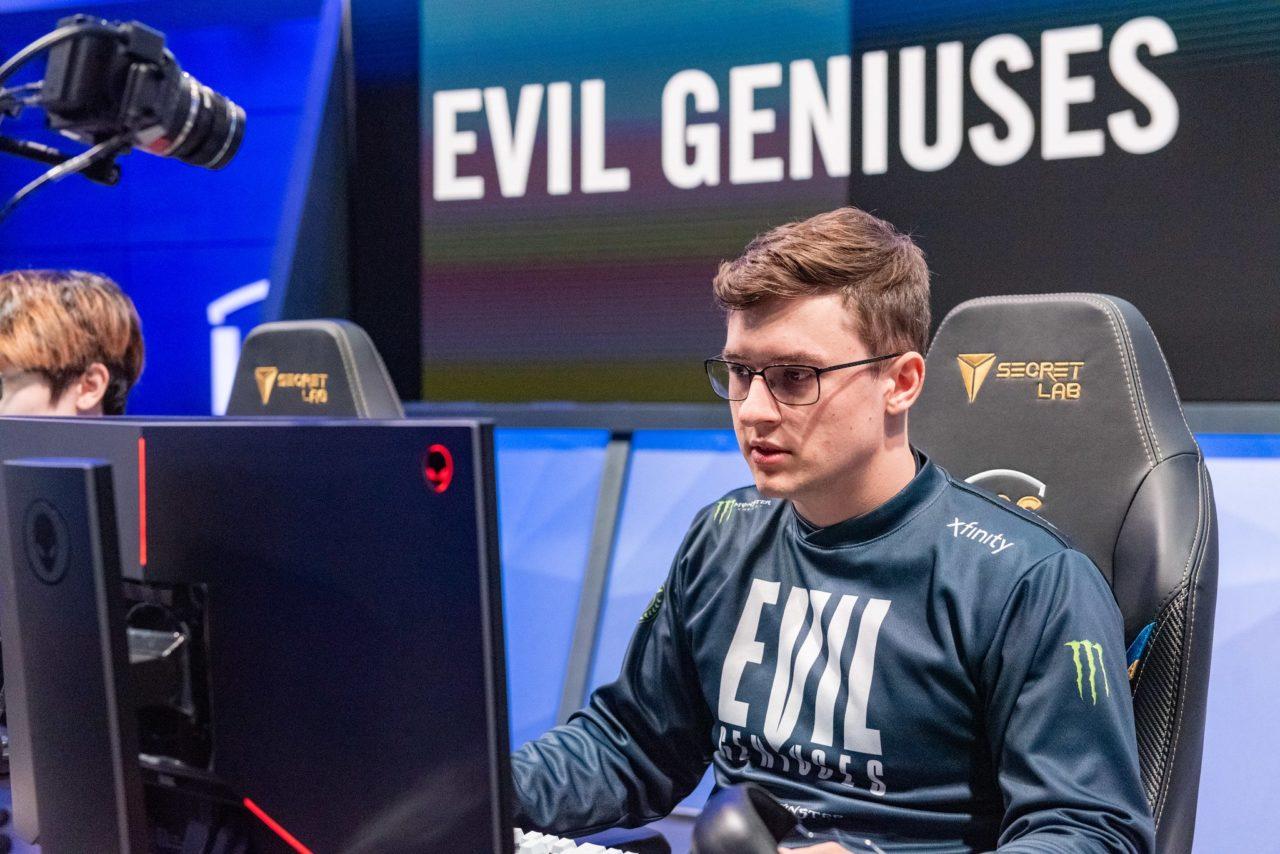 Team Liquid CS vs Evil Geniuses CS