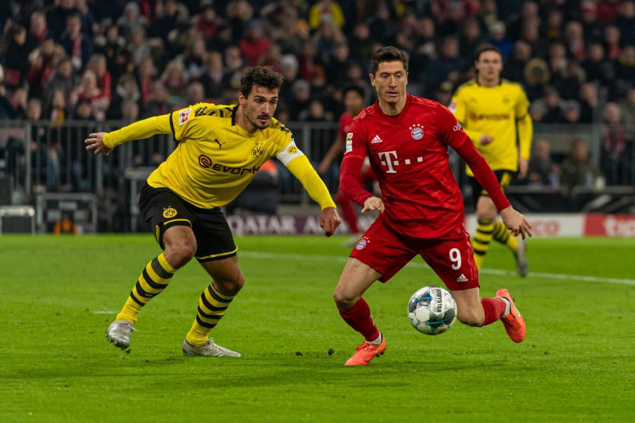 Dortmund vs Bayern Free Betting Tips