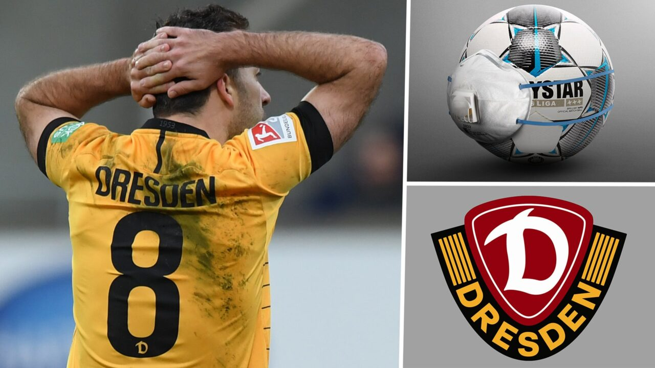 Dynamo Dresden in quarantine