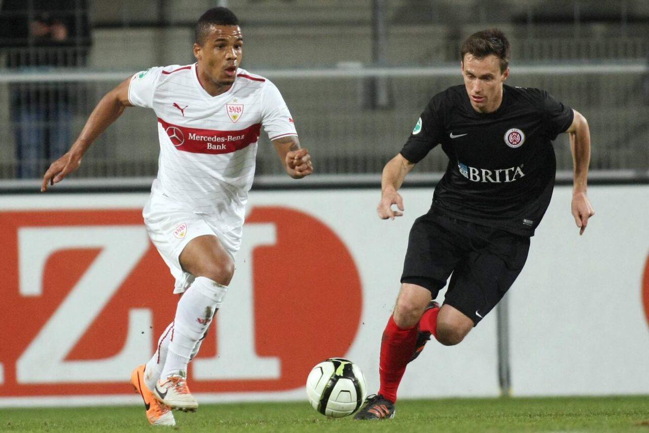 SV Wehen Wiesbaden vs VfB Stuttgart