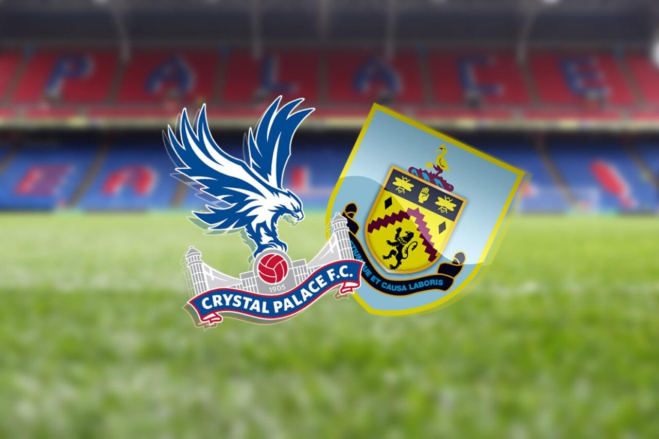 Crystal Palace vs Burnley Free Betting Tips