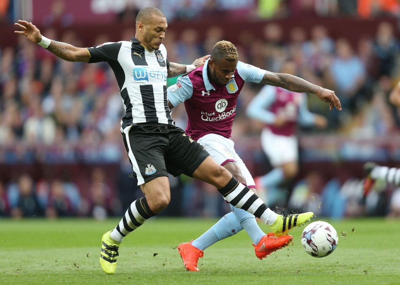 Newcastle vs Aston Villa