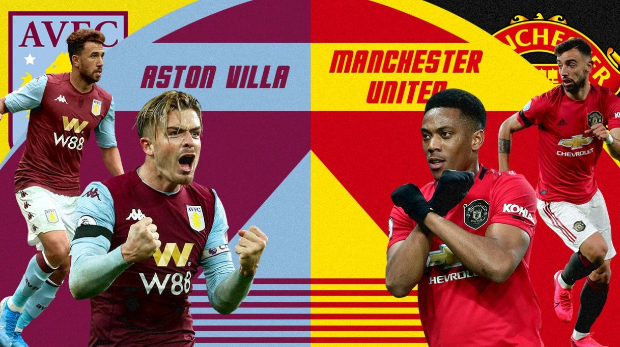 Aston Villa vs Manchester United Free Betting Tips