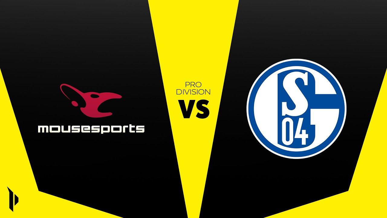 Mousesports vs Schalke 04 Evolution Free Betting Tips