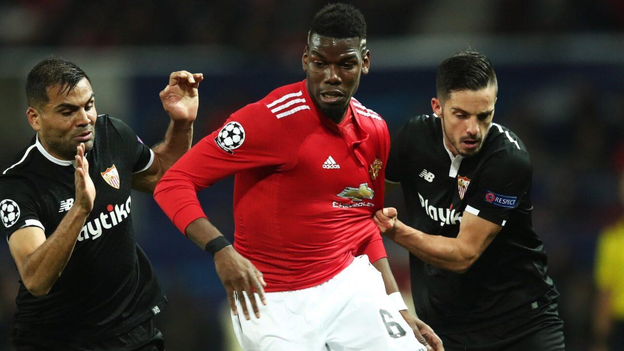 Sevilla vs Manchester United Free Betting Tips