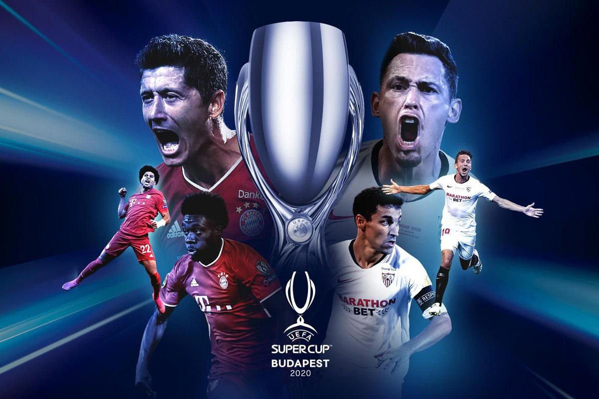 Bayern vs Sevilla Free Betting Tips - UEFA Super Cup 2020