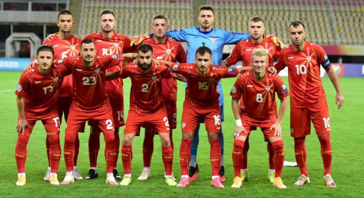 Georgia vs North Macedonia