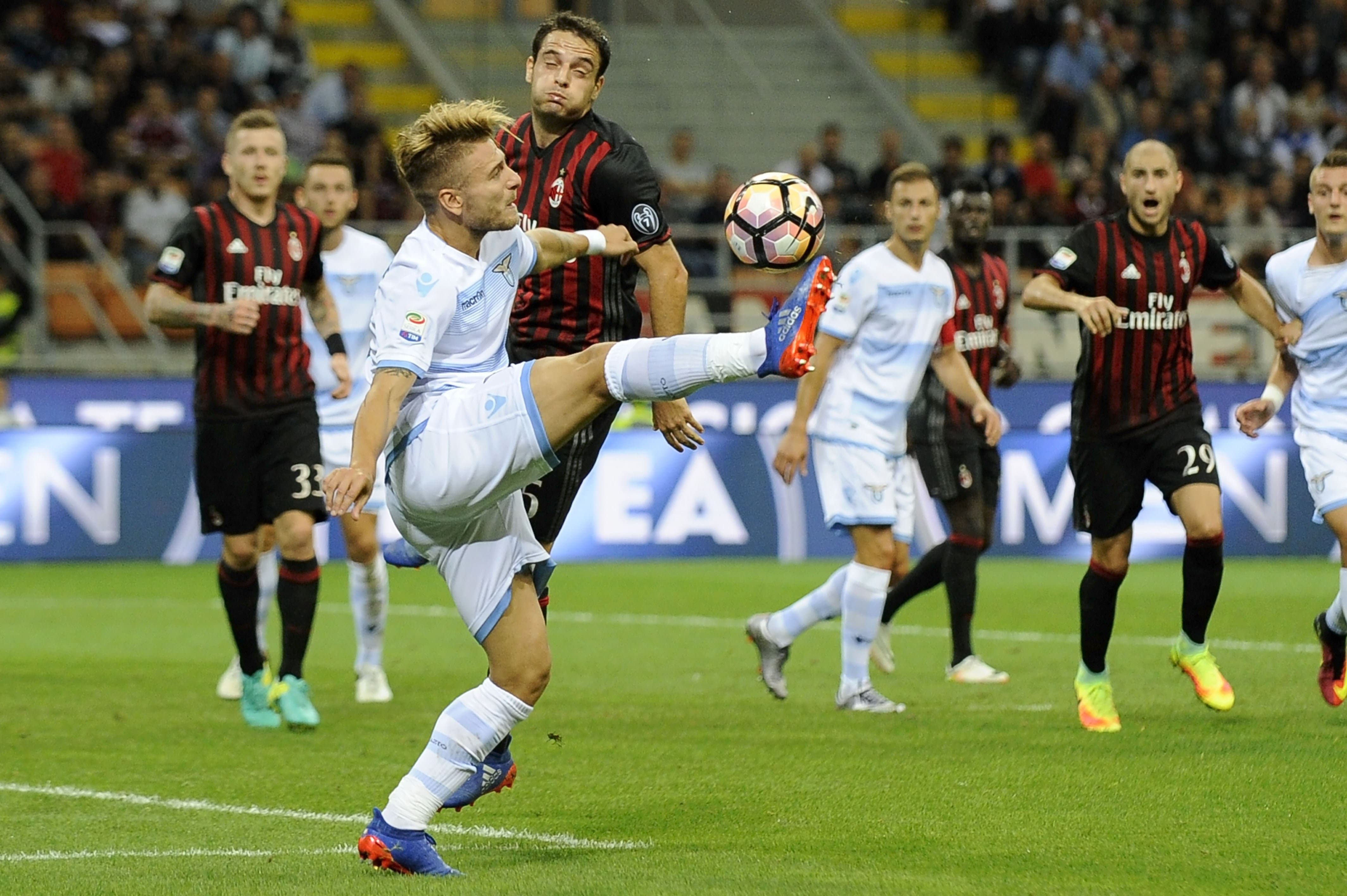 Milan-Lazio betting