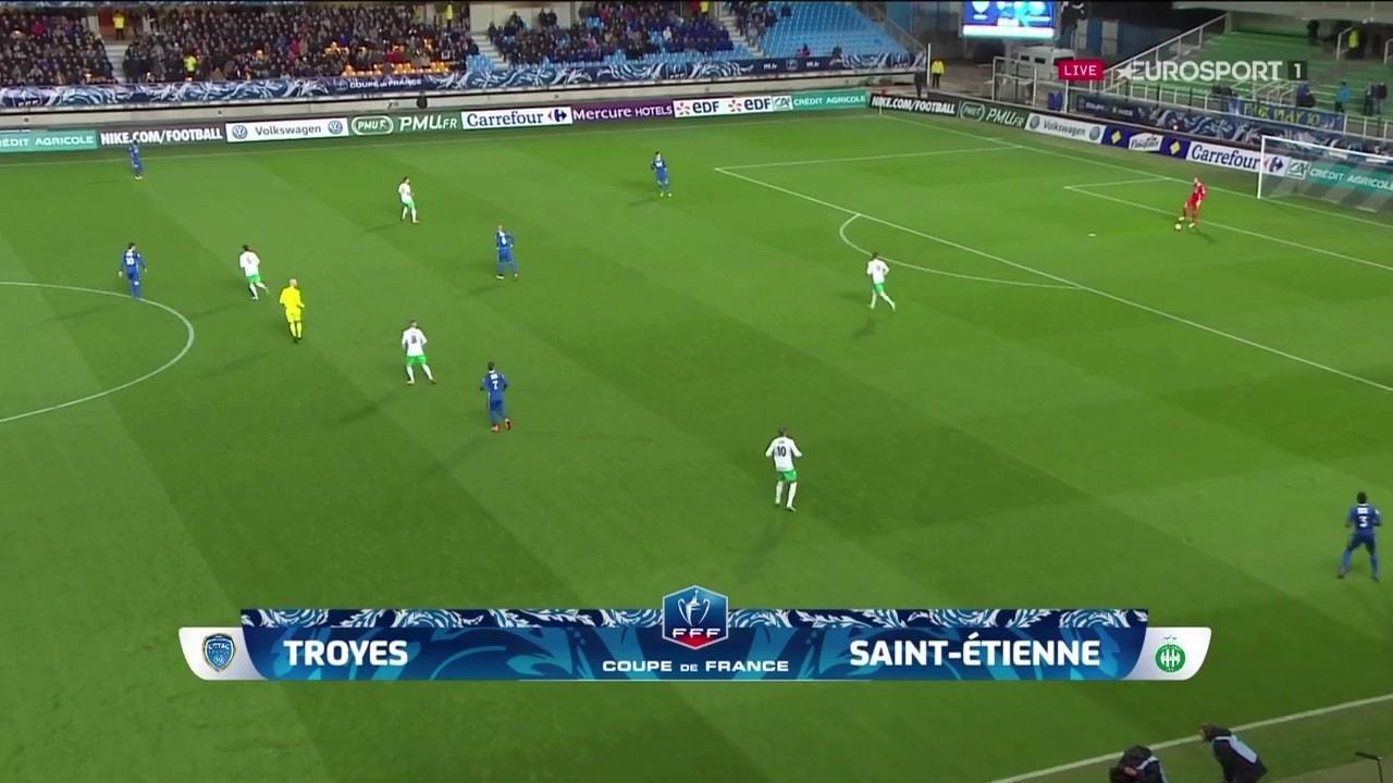 Troyes – Saint-Etienne