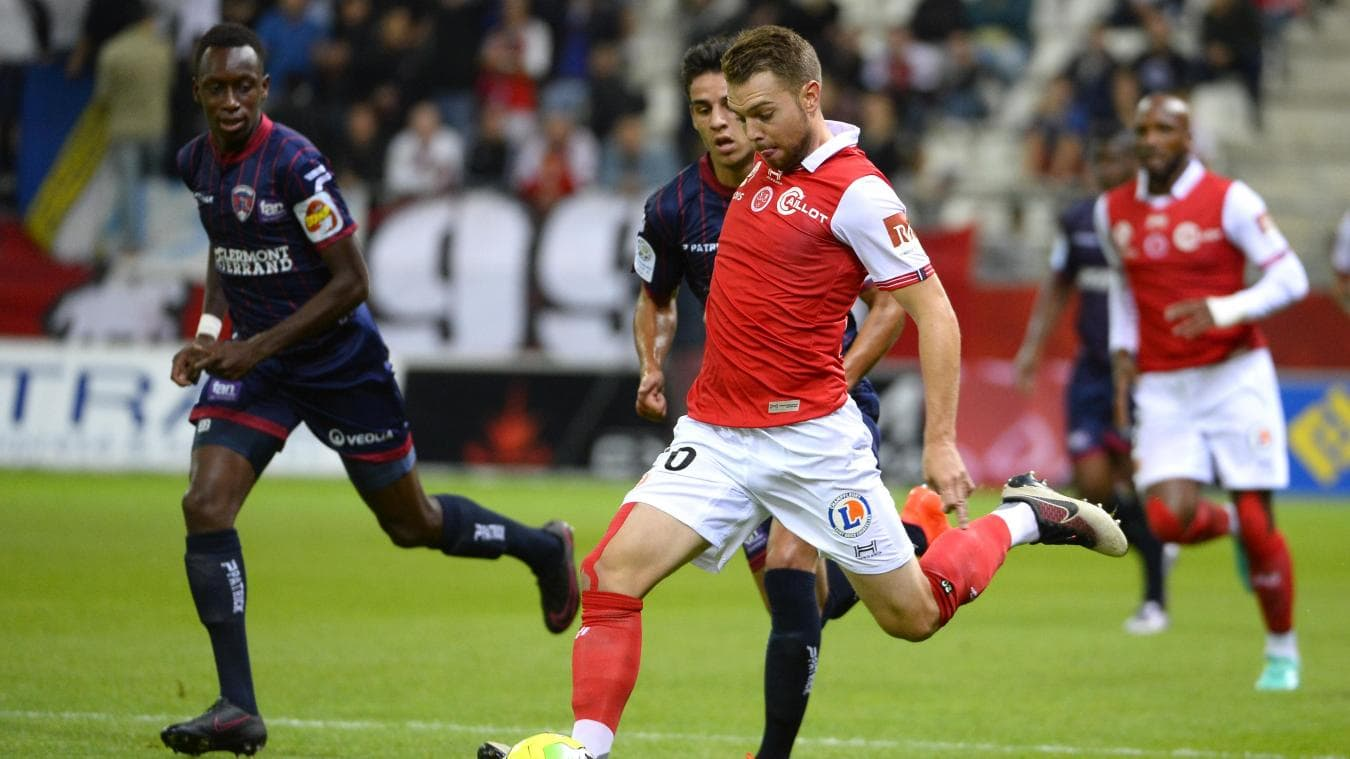 Clermont Foot - Stade de Reims soccer prediction