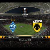 Dynamo Kiev – AEK – UEFA Europa League