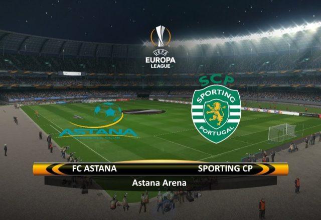 FC Astana – Sporting Lisabona UEFA Prediction