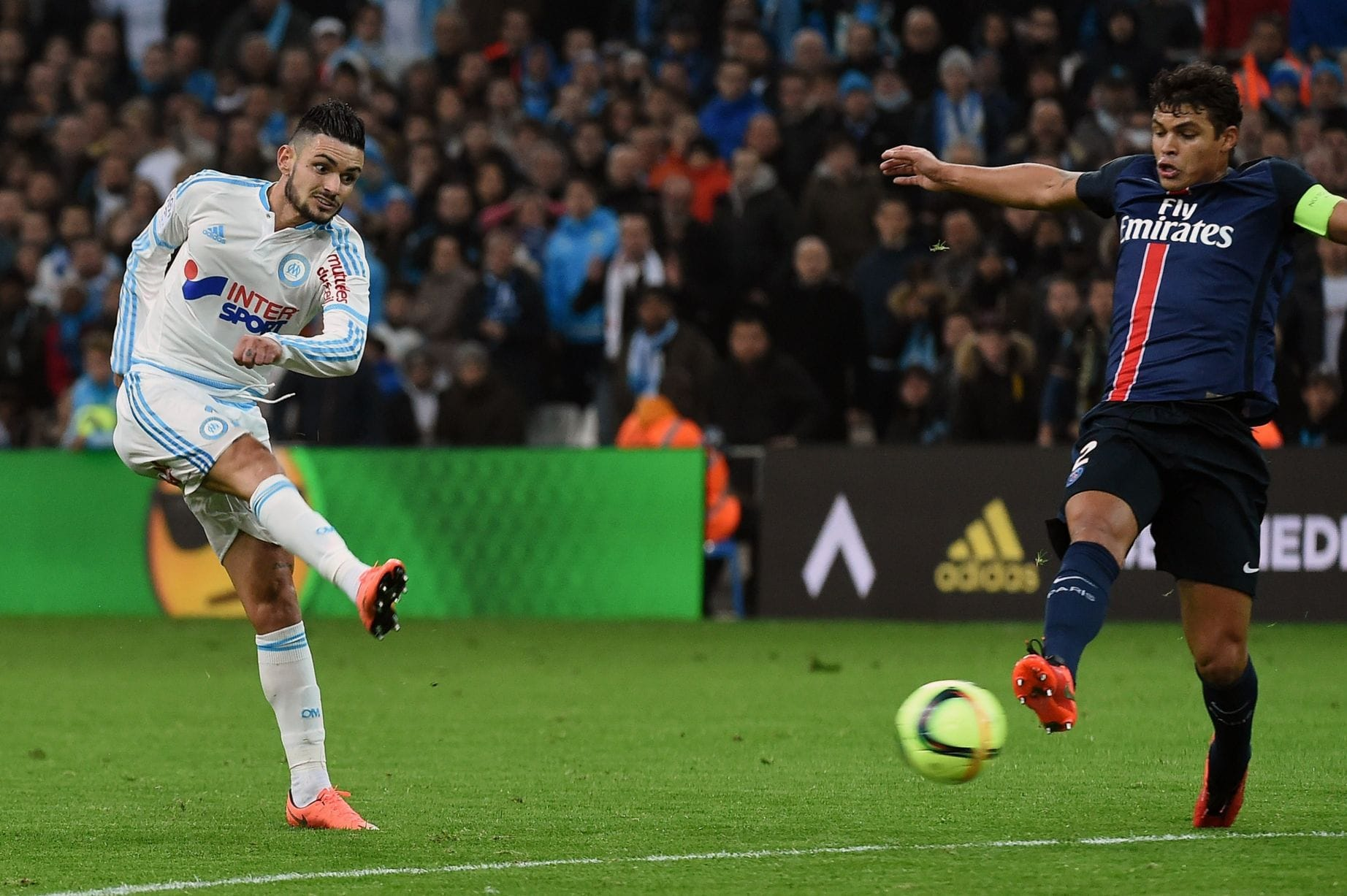 PSG - Marseille Soccer Prediction