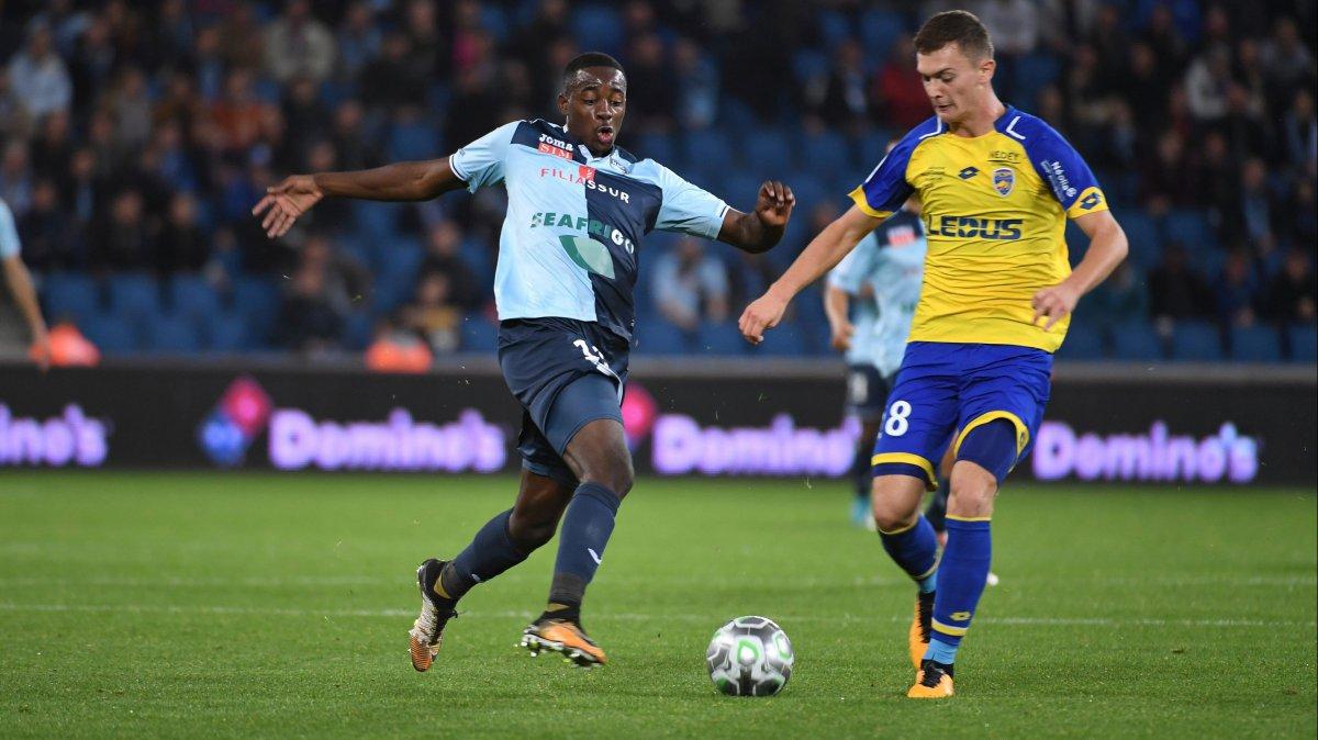 The Sochaux - Le Havre AC soccer prediction