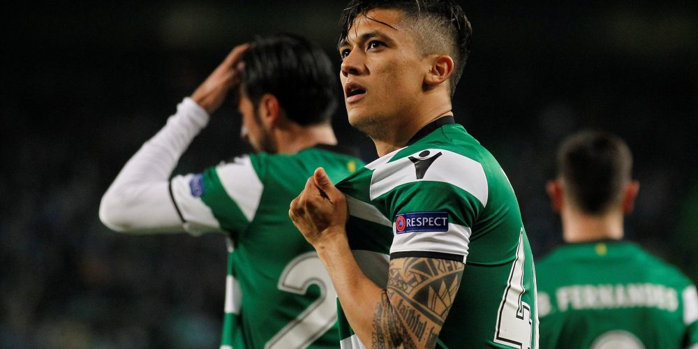 Europa League Viktoria Plzen - Sporting Portugal