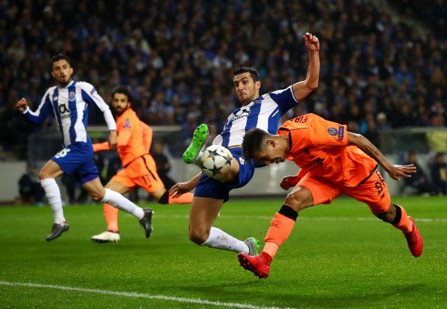 Liverpool – FC Porto – UEFA Champions League