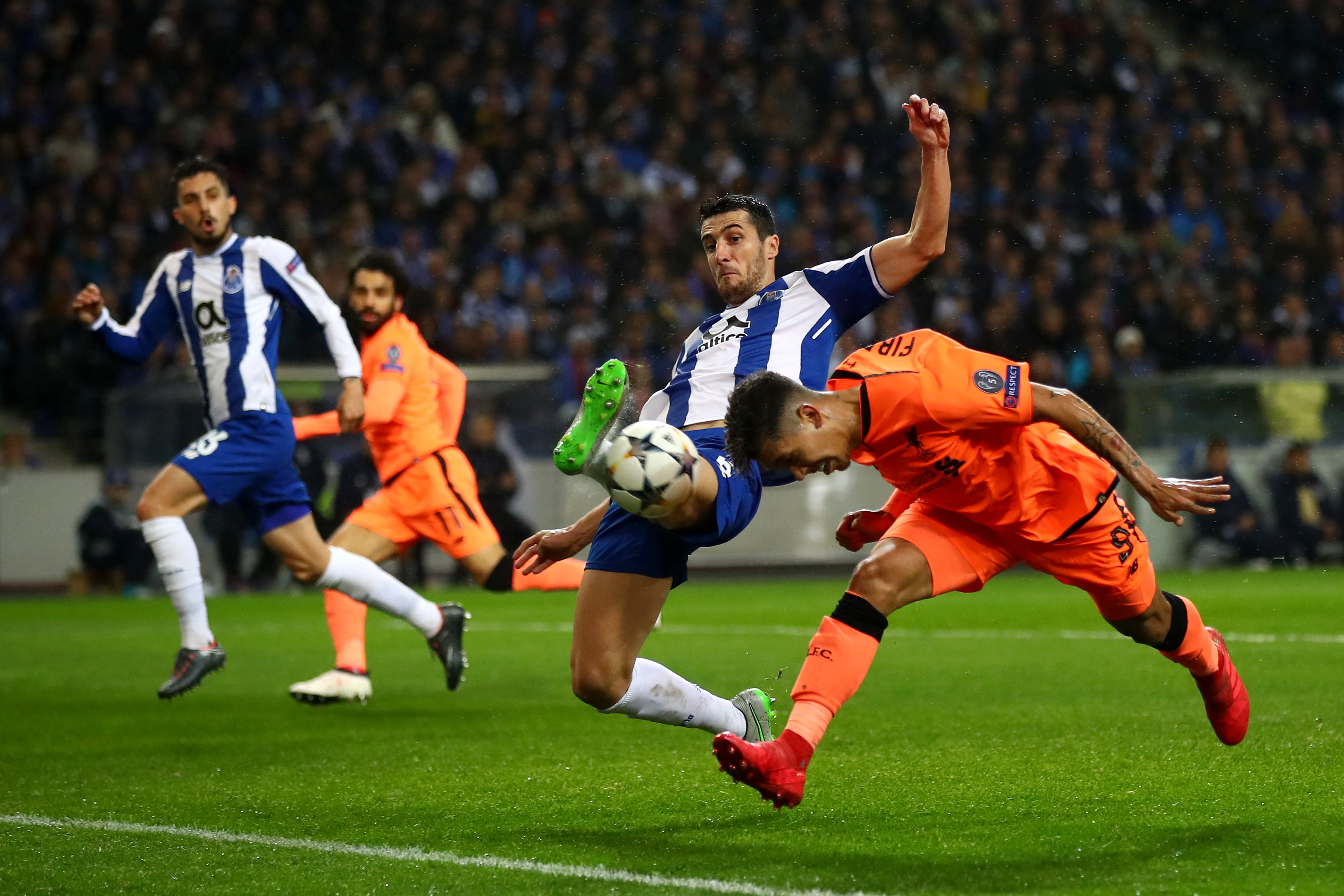 Liverpool – FC Porto – UEFA Champions League