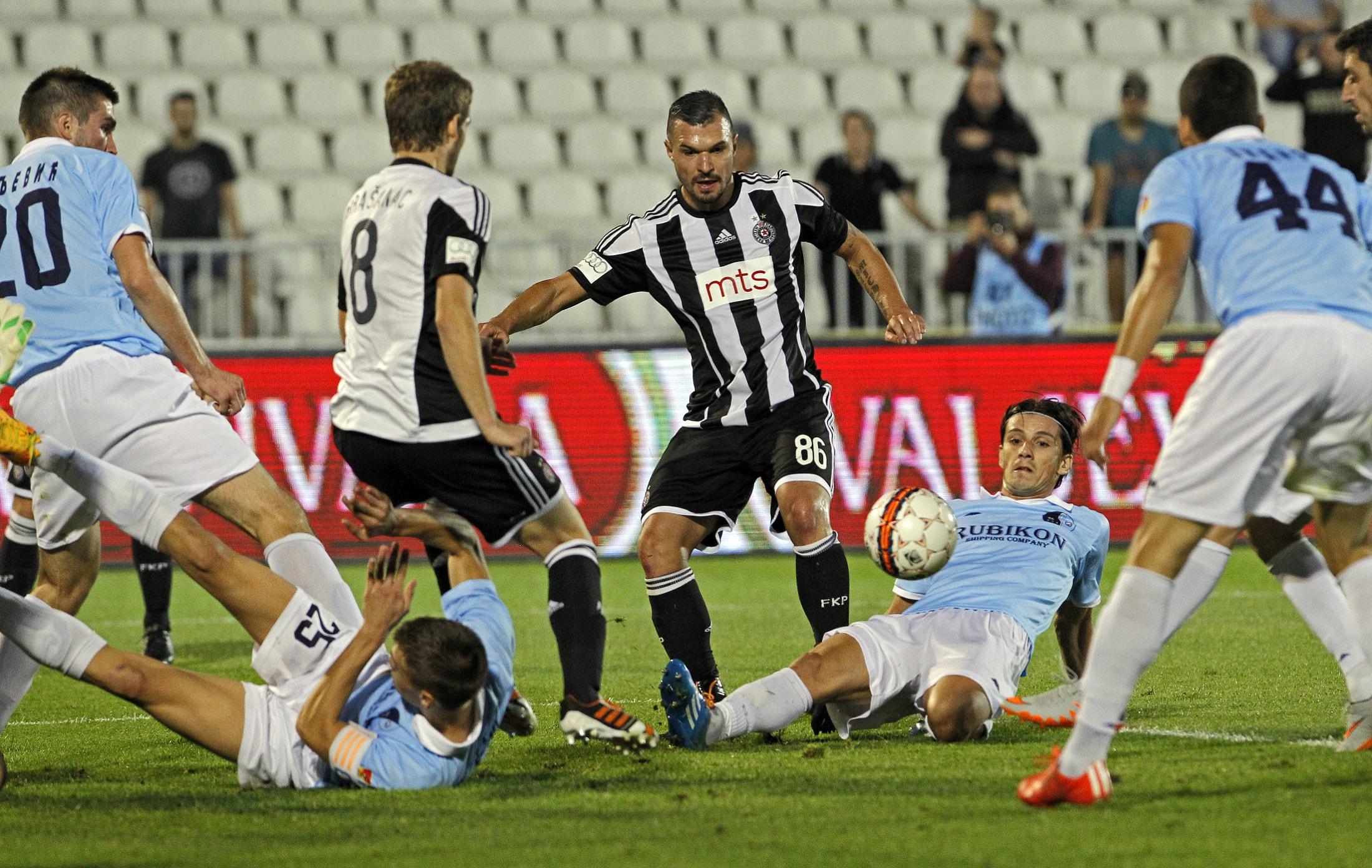 Partizan – Rad Soccer Prediction