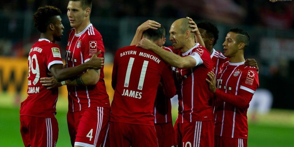 Bayer Leverkusen - Bayern München Soccer Prediction