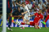 Bayern Munich - Real Madrid Champions League