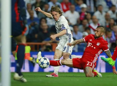 Bayern Munich - Real Madrid Champions League