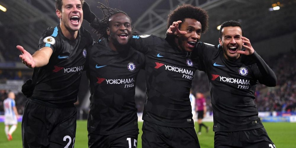 Chelsea - Huddersfield Town Premier League