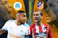 Europa League Marseille - Atlético Madrid