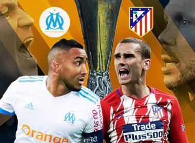 Europa League Marseille - Atlético Madrid