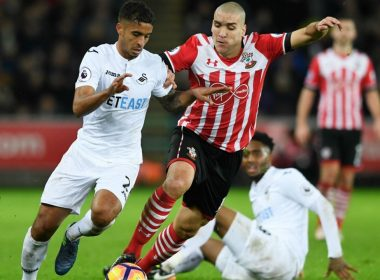 Swansea - Southampton Premier League