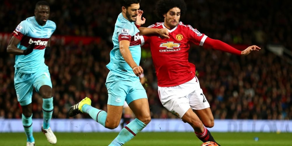 West Ham - Manchester United Premier League