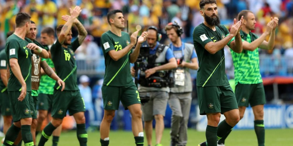 Australia - Peru World Cup Prediction