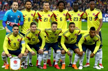 Colombia - Japan World Cup