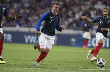 World Cup Prediction France - Peru