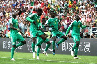 World Cup 2018 Japan - Senegal