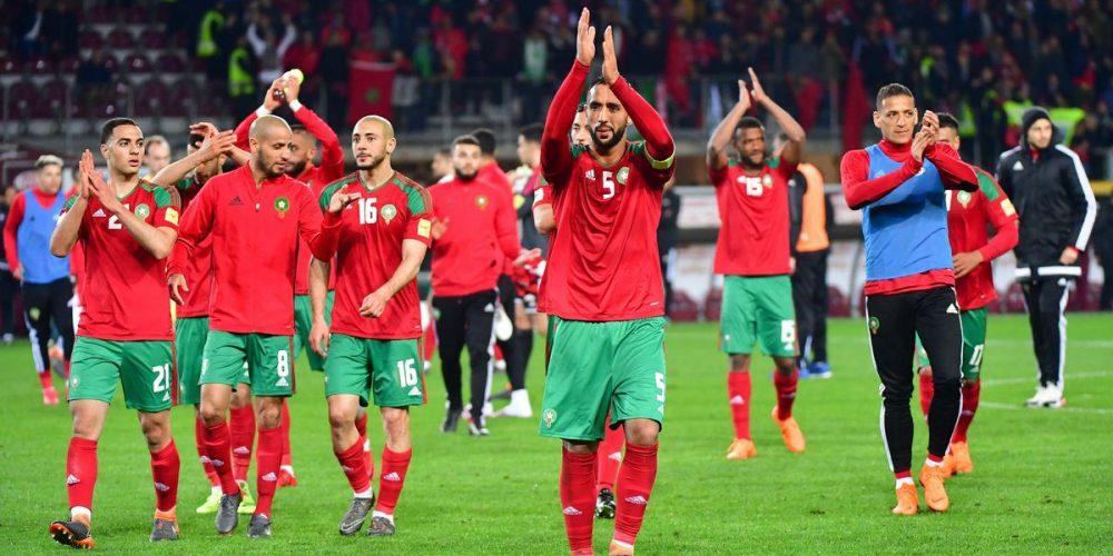 World Cup Morocco - Iran