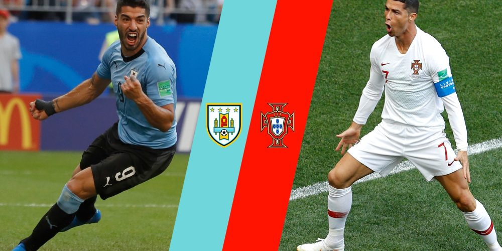 Uruguay - Portugal World Cup Prediction