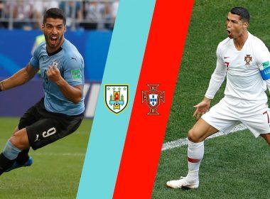Uruguay - Portugal World Cup Prediction