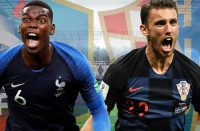 World Cup Prediction France - Croatia