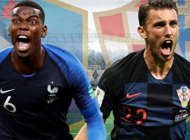 World Cup Prediction France - Croatia