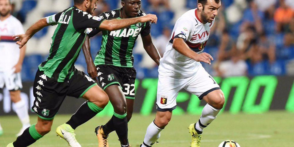 Football Tips Sassuolo vs Genoa