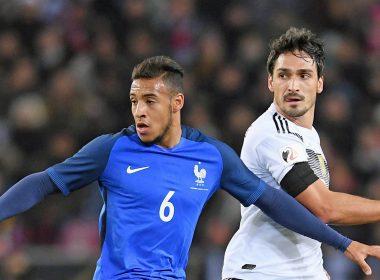 UEFA Nations League Germany vs France