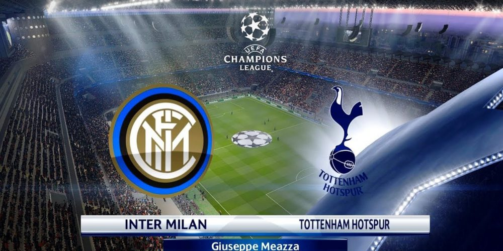 Champions League Inter vs Tottenham