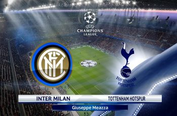 Champions League Inter vs Tottenham