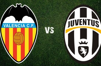 Champions League Valencia vs Juventus
