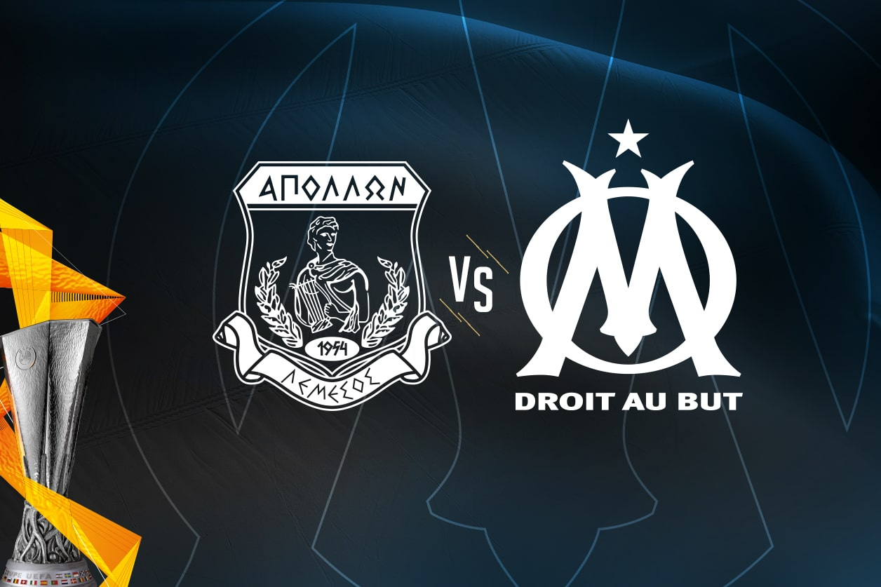 Europa League Apollon vs Marseille
