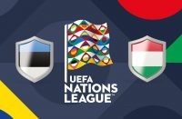 UEFA Nations League Estonia vs Hungary