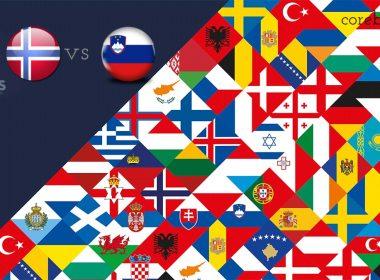 UEFA Nations League Norway vs Slovenia