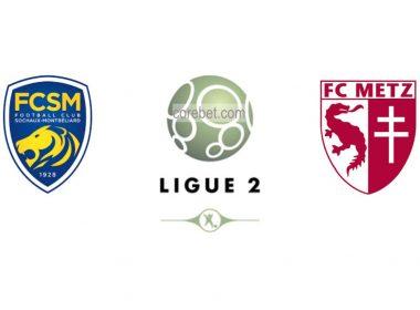 Betting Prediction Sochaux vs Metz