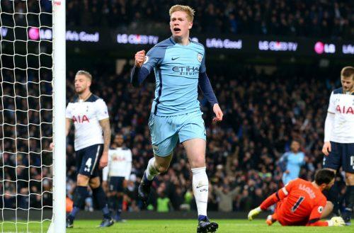 Tottenham vs Manchester City Premier League